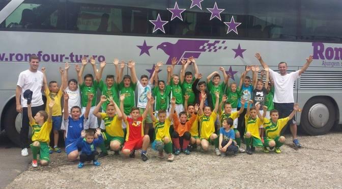 Foresta Fălticeni a reintrat în circuitul fotbalistic