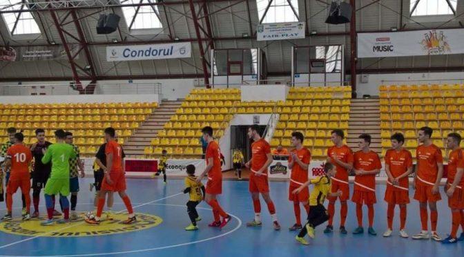 Echipa de futsal CS Nicu Gane părăsește Cupa României